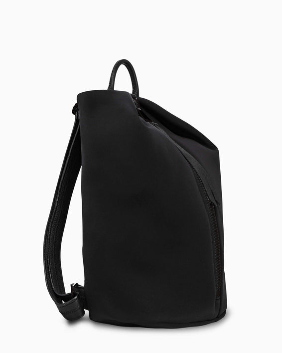 Tamitha Backpack - neoprene side angle