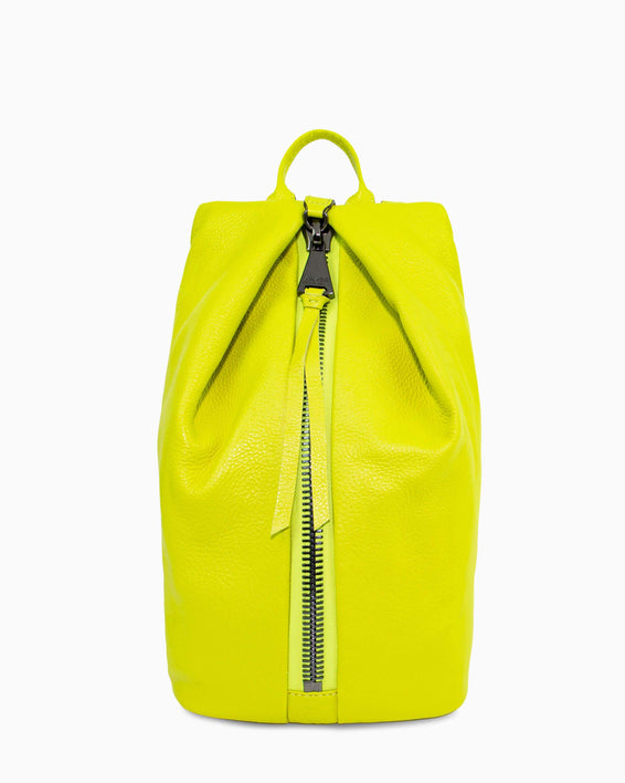 Tamitha Backpack - citrine front