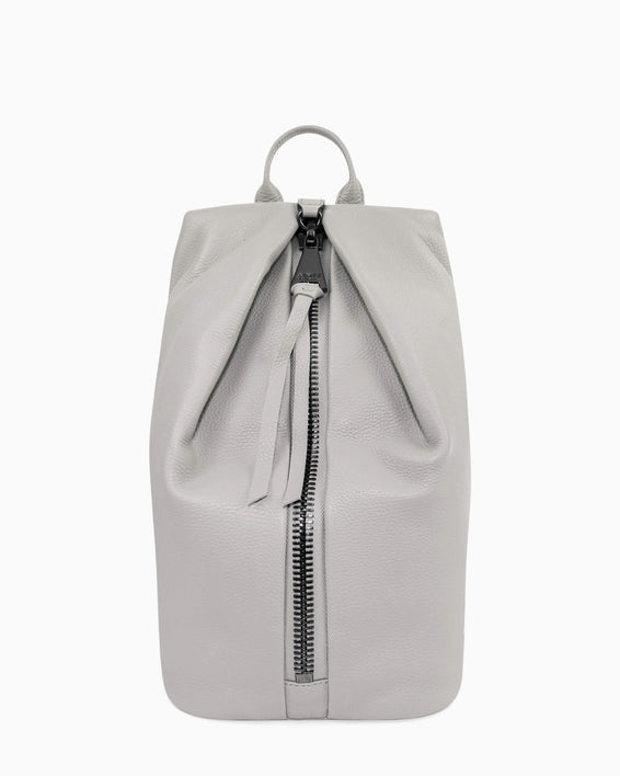 Tamitha Backpack - elephant grey front