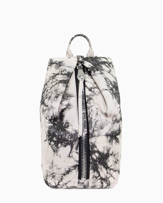 Tamitha Backpack - vanilla tie dye front