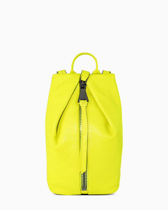 Tamitha Mini Backpack - citrine front