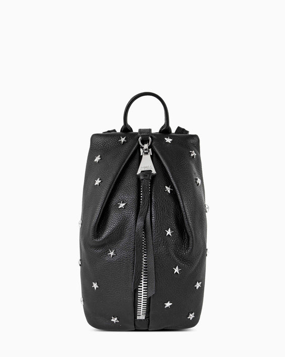 Tamitha Mini Backpack - starfish studs front
