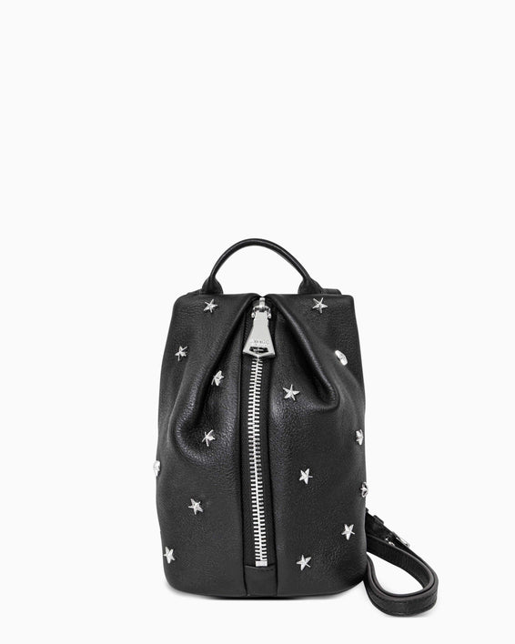 Tamitha Mini Crossbody - starfish studs front