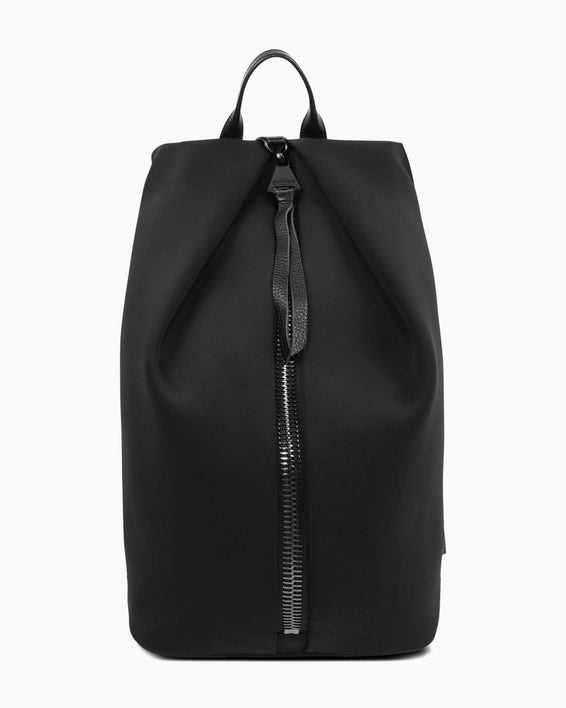 Tamitha Tech Backpack - black neoprene front