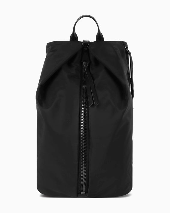 Tamitha Tech Backpack - black nylon front