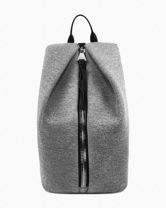 Tamitha Tech Backpack - grey neoprene front