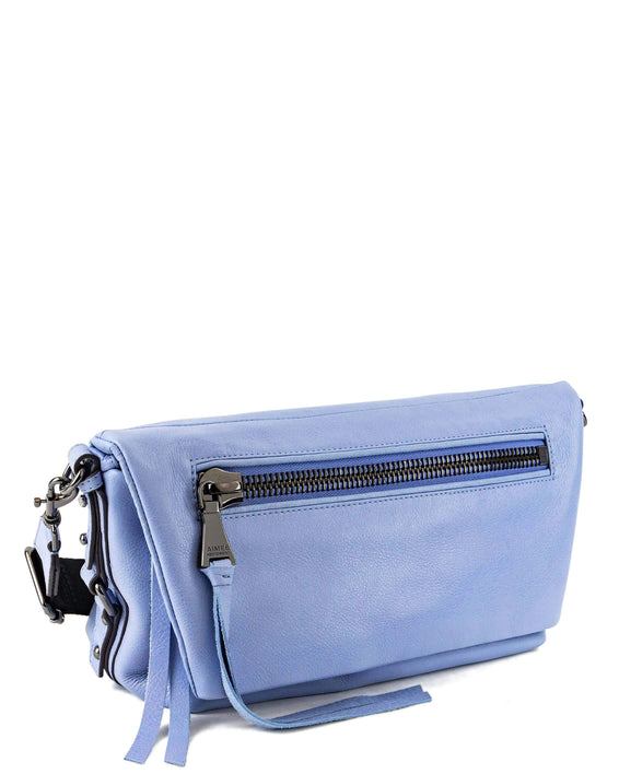 Zip Me Up Shoulder Bag - side angle