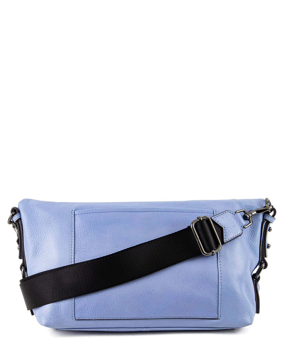 Zip Me Up Shoulder Bag - back