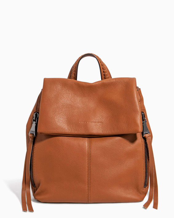 Bali Backpack Chestnut - front