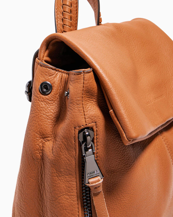 Bali Backpack Chestnut - detail