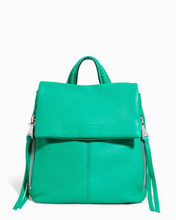 Bali Backpack Earth Green - front