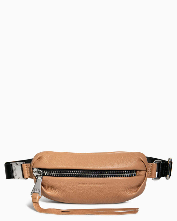Milan Mini Bum Bag Vachetta