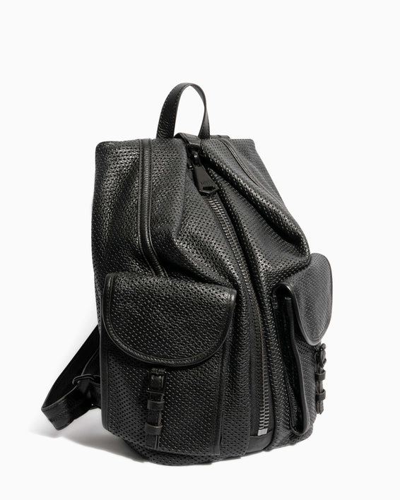 Misfit Cargo Backpack - side angle