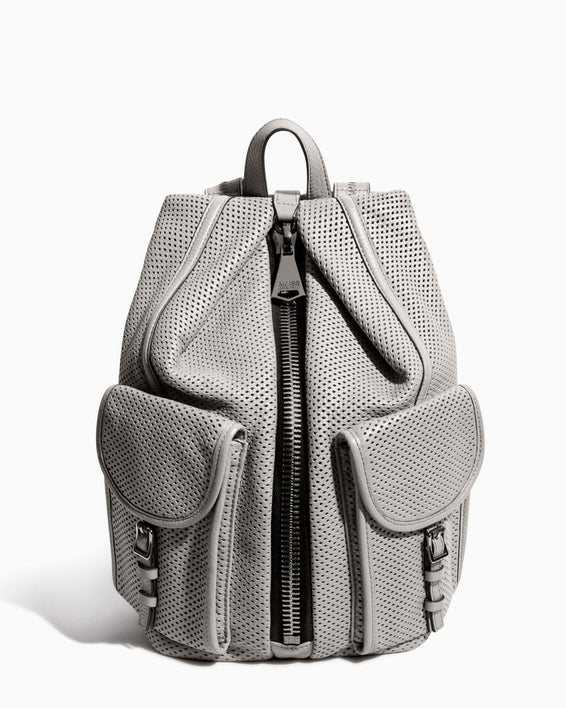 Misfit Cargo Backpack Elephant Grey