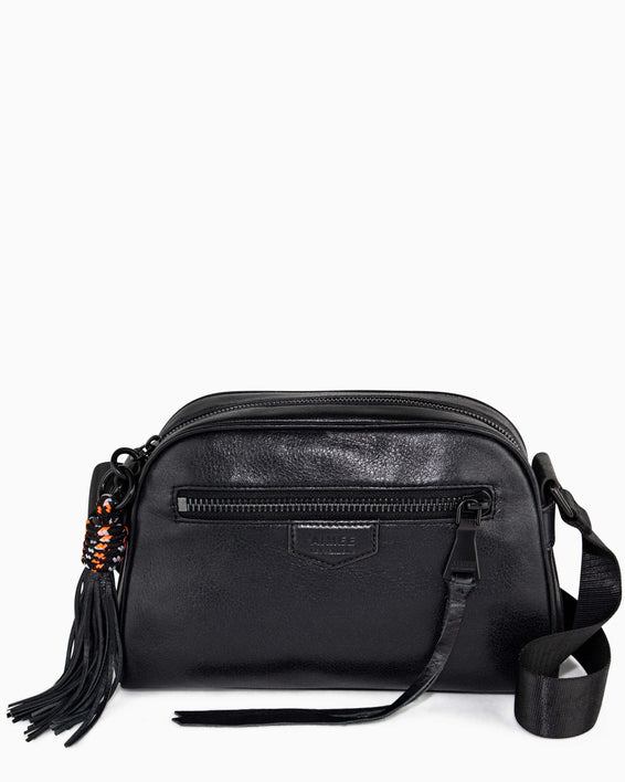 Sky High Crossbody - black front