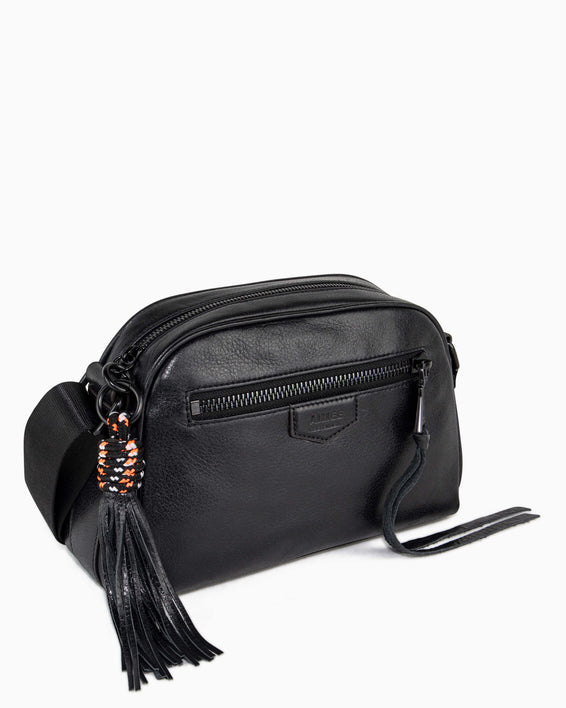 Sky High Crossbody - black side angle