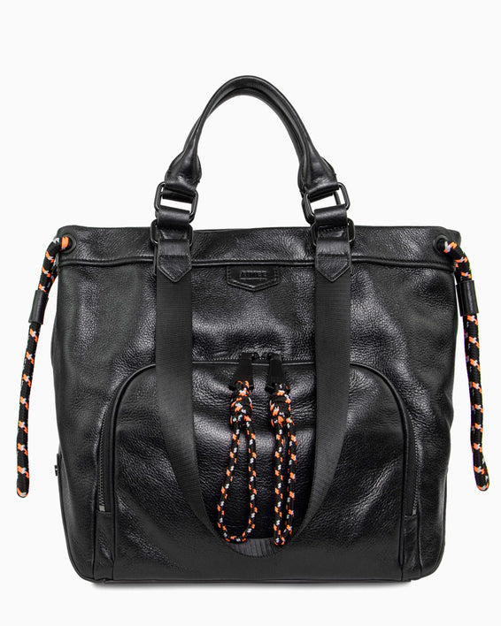 Sky High Tote - black front