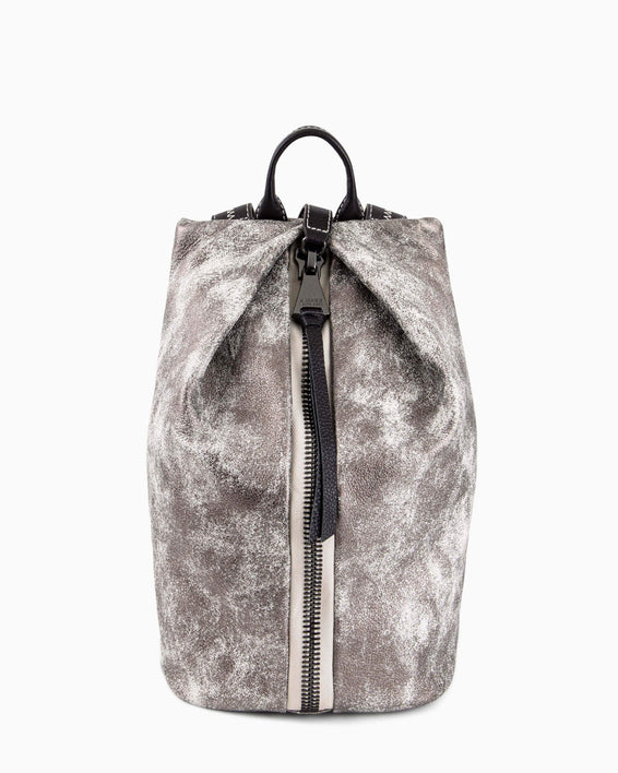 Tamitha Backpack Distressed Pewter