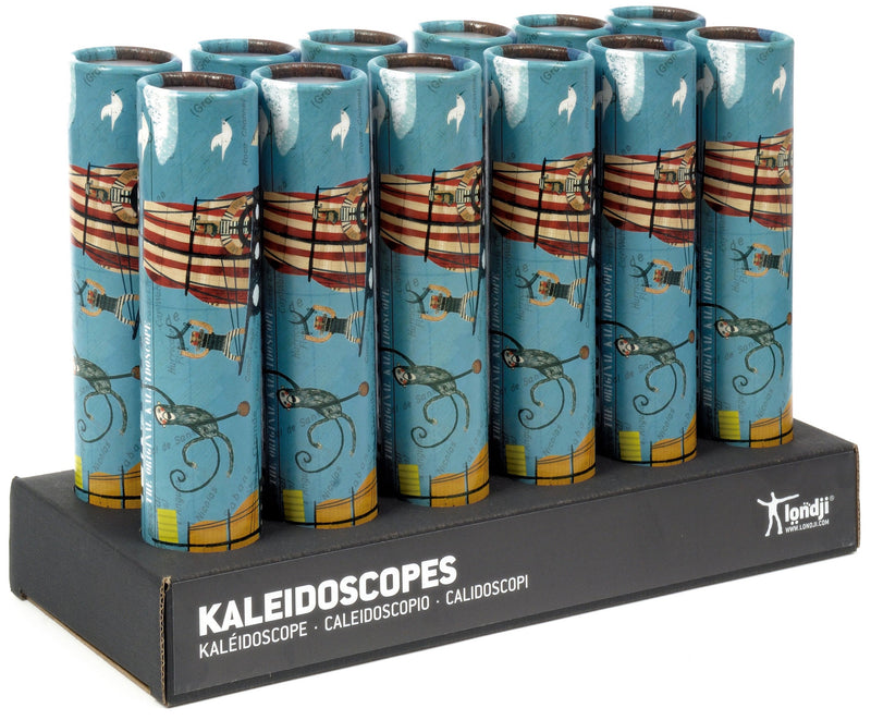 Londji Kaléidoscope pirates