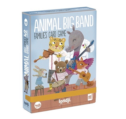 Londji Animal Big Band game