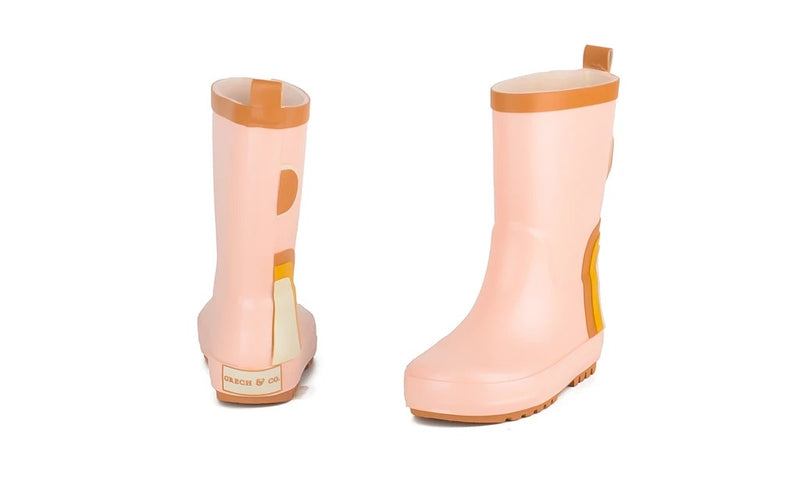 Grech & Co Rubber boots Shell