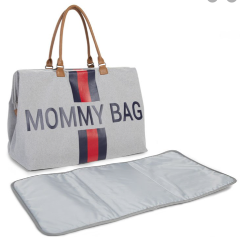 Mommy Bag Gris