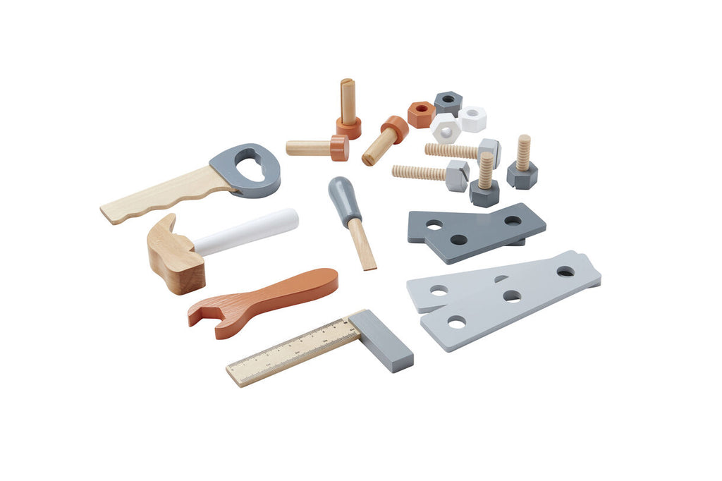 Kid's Concept Toy tool kit star