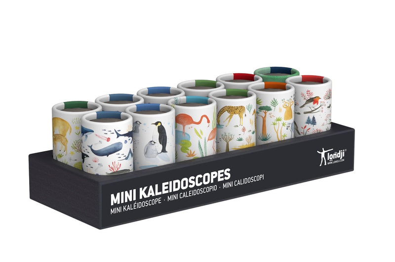 Londji Mini Kaléidoscope Wildlife