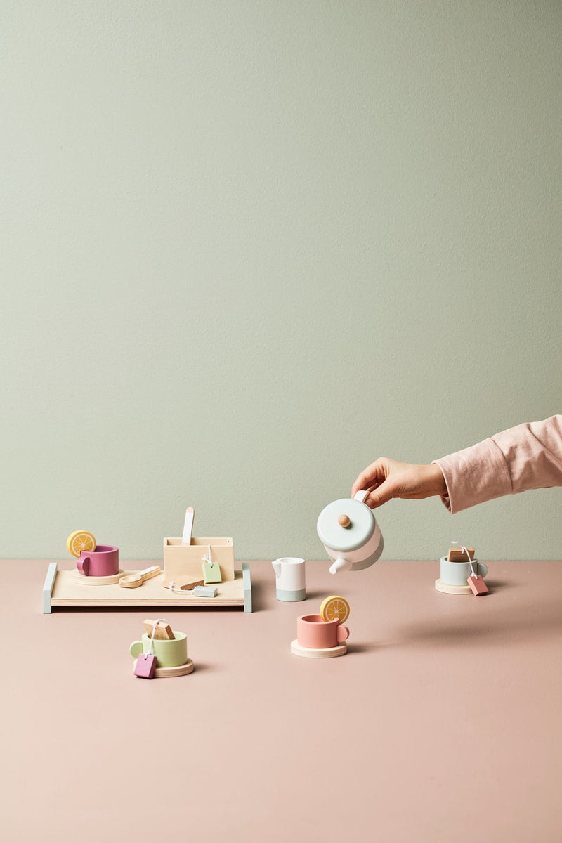 Kid's Concept Tea set