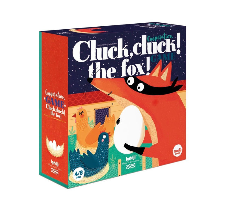 Londji Cluck, cluck! The fox ! Game