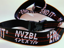 "Load image into Gallery viewer, NVZBL ""End It"" Belt"