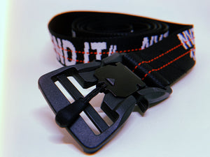 "NVZBL ""End It"" Belt"