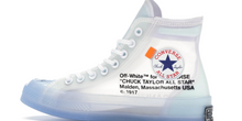 Load image into Gallery viewer, Off-White Converse Chuck Taylor All-Star Vulcanized Hi