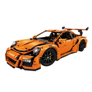 Building Blocks Toy Kit Super Sports Car
