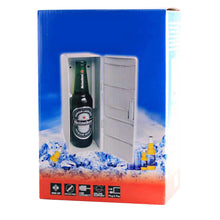 Load image into Gallery viewer, Mini Cooler Universal Hot&Cold Dual USB Mini Fridge