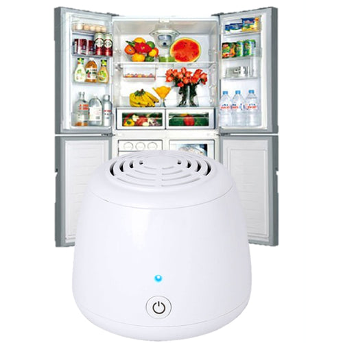 Air Purifier Ozone Generator Fridge Food Fruit Vegetables Shoe