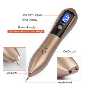 Plasma Pen LED Lighting Laser Machine Face Care Skin