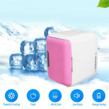 Load image into Gallery viewer, Mini Fridge Refrigerator Cooler Freezer Car Home