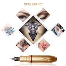 Load image into Gallery viewer, Exfoliate Professional Tattoo Machine Rotary Pen