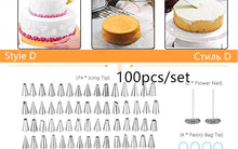 Load image into Gallery viewer, Cake Decorating Supplies Kit For Cream Confectionery