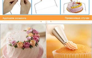 Cake Decorating Supplies Kit For Cream Confectionery