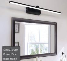 Load image into Gallery viewer, Bathroom Mirror Lighting Fixtures Fashion LED Wall