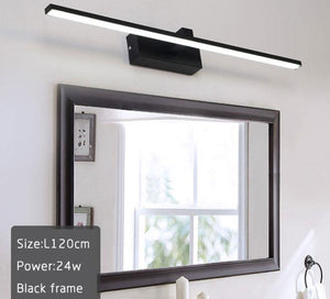 Bathroom Mirror Lighting Fixtures Fashion LED Wall