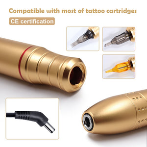 Exfoliate Professional Tattoo Machine Rotary Pen