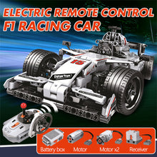Load image into Gallery viewer, Lego Car Building Blocks Racing Car Electric Bricks Toy