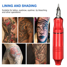 Load image into Gallery viewer, Tattoo Machine Set Tattoo Pen Magician LCD Power