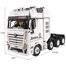 Load image into Gallery viewer, Lego Building Blocks Container Big Truck Vehicles car Model
