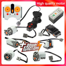 Load image into Gallery viewer, Technic parts motor multi power functions tool