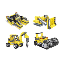 Load image into Gallery viewer, Toy Truck Technic Dump Building Blocks