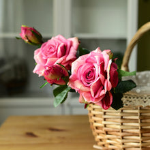 Load image into Gallery viewer, Artificial Flowers Vivid real touch roses